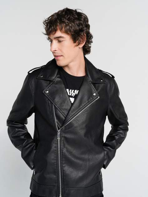 Куртка мужская ТВОЕ A6614 черная XL
