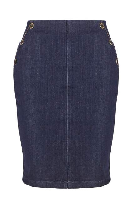Юбка женская Guess W01D90-D2QU1-BFIN синяя 25 US