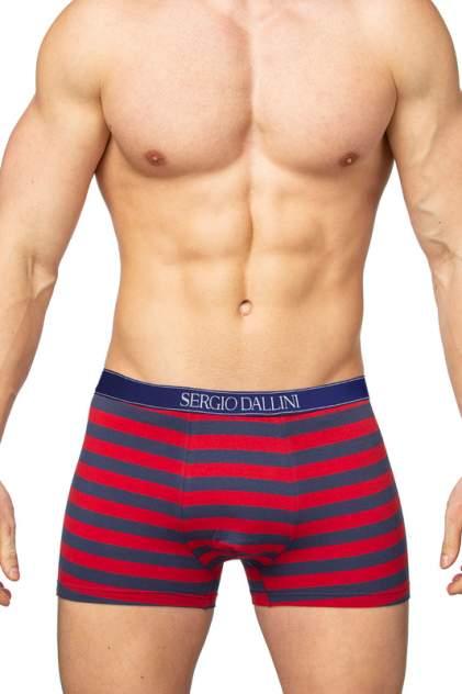 Боксеры мужские SERGIO DALLINI SG2959 красные XXL