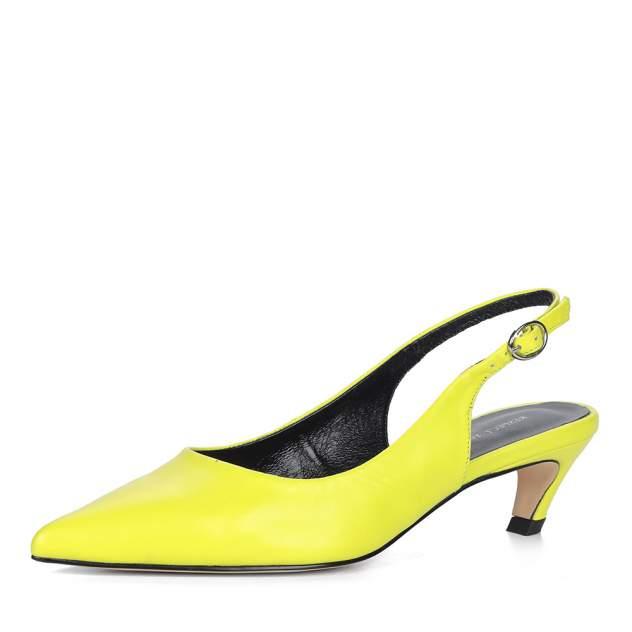 Туфли женские Respect 76-7-22, желтый