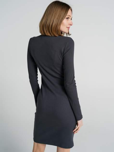 Платье женское ТВОЕ 75543 серое S