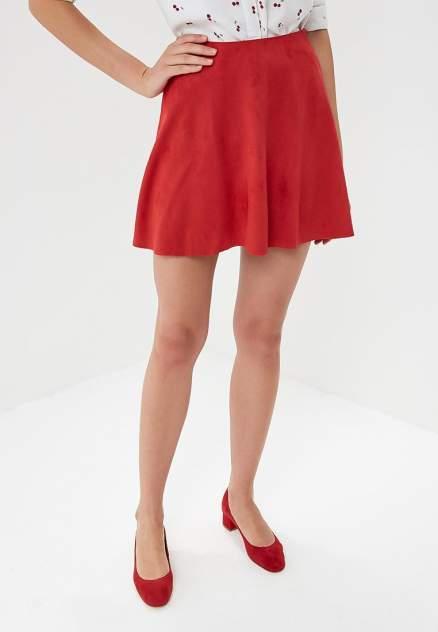 Женская юбка Modis M191W00468, красный