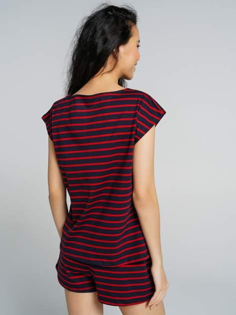 Пижама женская ТВОЕ 75365 синяя XL