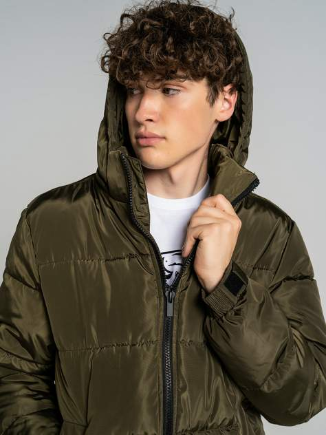 Куртка мужская ТВОЕ A6621 зеленая L