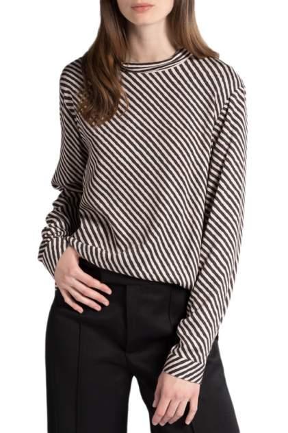 Блуза женская ETERNA 6611_20_D814 бежевая 36