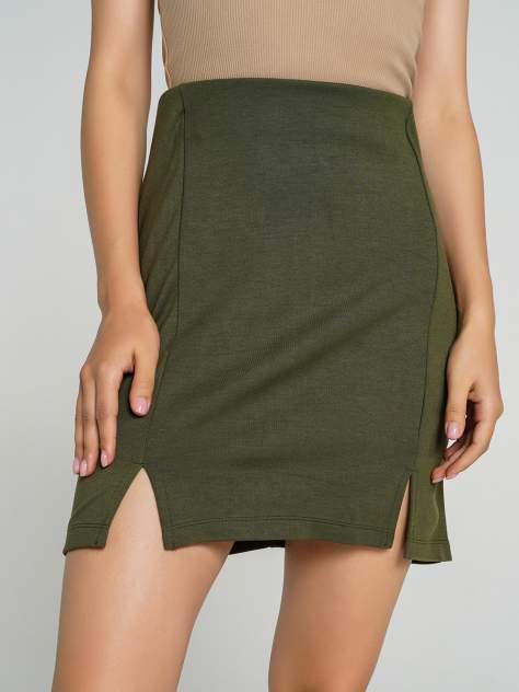 Женская юбка ТВОЕ 75591, зеленый