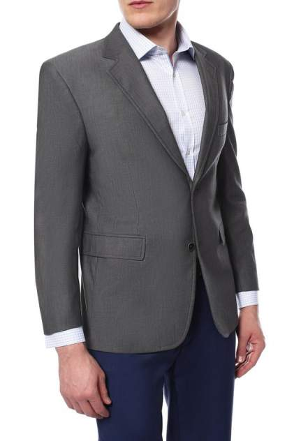 Пиджак мужской Mishelin 21227122 серый 096-170