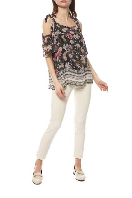 Блуза женская FROGBOX 878-879776/2543 черная 40
