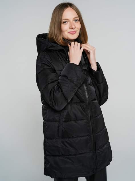 Пуховик-пальто женский ТВОЕ A6559 черный S