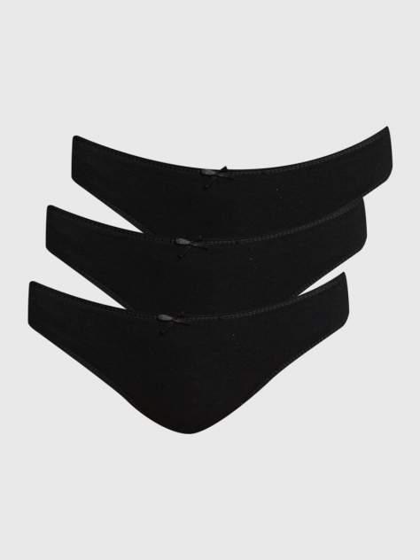 Комплект трусов женский ТВОЕ A6793 черный XS