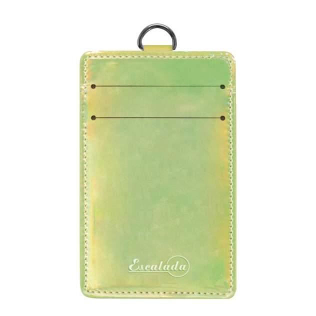 Чехол для пластиковых карт Феникс+ 48423 зеленый