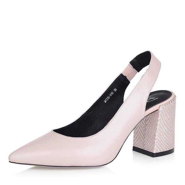 Туфли женские Respect MH336-010, розовый