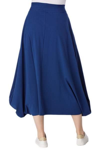 Юбка женская HELMIDGE 8439 синяя 14 UK