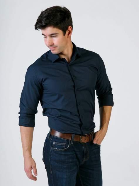 Рубашка мужская WOMEN MEN WMOD21B09-170, синий