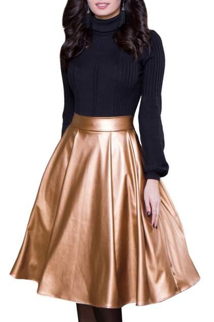Женская юбка Olivegrey UB000036V(JENIVIEVA), золотистый