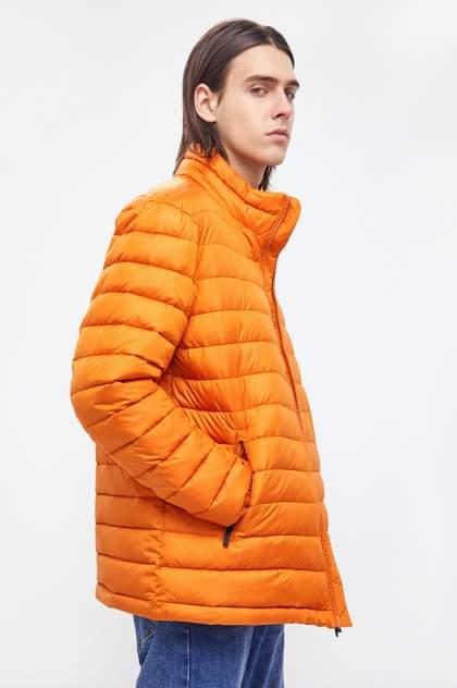 Куртка мужская Finn Flare BA21-21040 коричневая 3XL