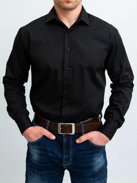 Рубашка мужская WOMEN MEN WMOD21B09-170, черный