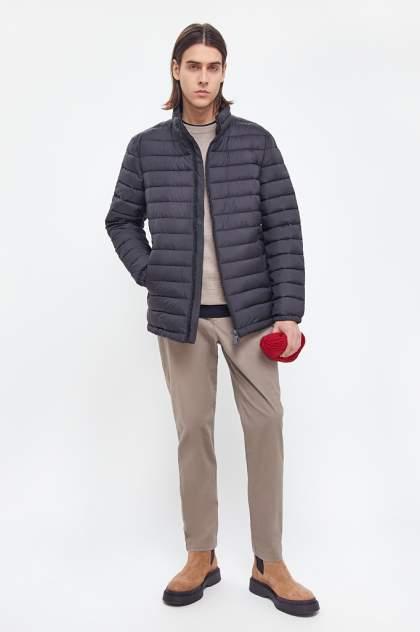 Куртка мужская Finn Flare BA21-21040 черная 3XL