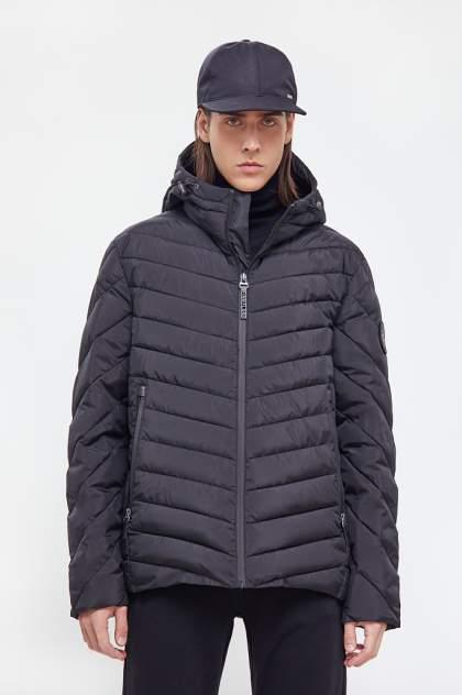 Куртка мужская Finn Flare BA21-22008 черная 3XL