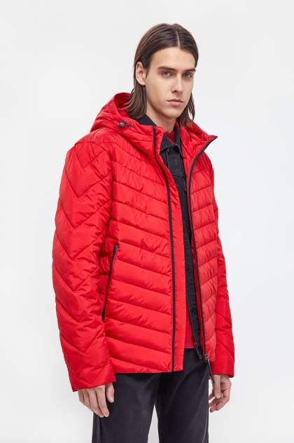 Куртка мужская Finn Flare BA21-22008 красная 3XL