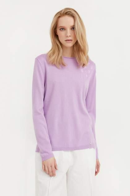 Джемпер женский Finn Flare B21-11127, фиолетовый