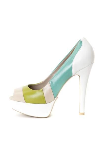 Туфли женские Calipso 268-04-RFXR белые 39 RU