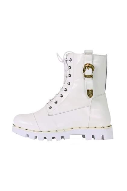 Ботинки женские CAMUZARES CM 5543 белые 40 RU