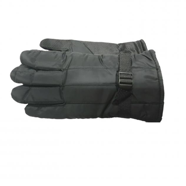 Перчатки мужские теплые COSY черные