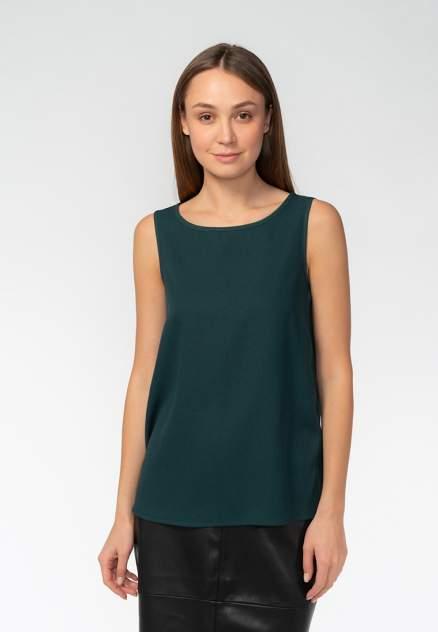 Женская блуза Modis M201W01361, зеленый