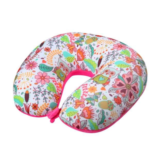 Дорожная подушка Verage 02J spring garden