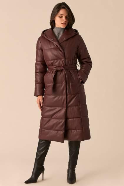 Пальто женское LOVE REPUBLIC 450515115 фиолетовое 40