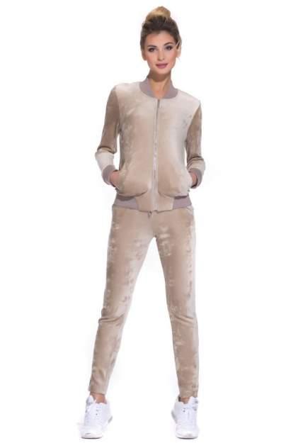 Спортивный костюм Peche Monnaie L'image,бежевый