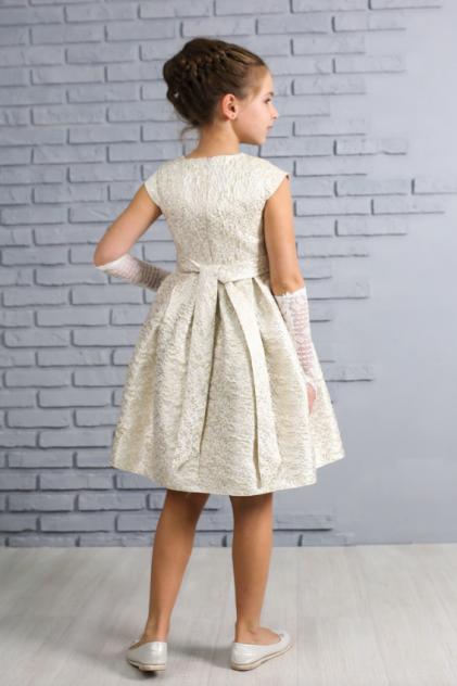 Платье KHMELEVA KHM-201193-GLD р.140