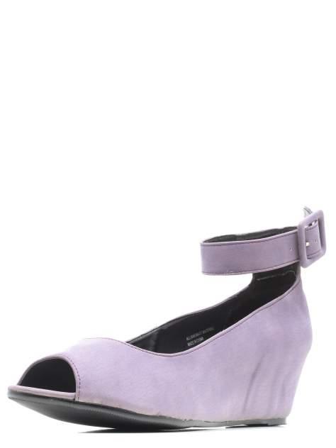 Туфли женские Carla Verotti HO1041-2, фиолетовый
