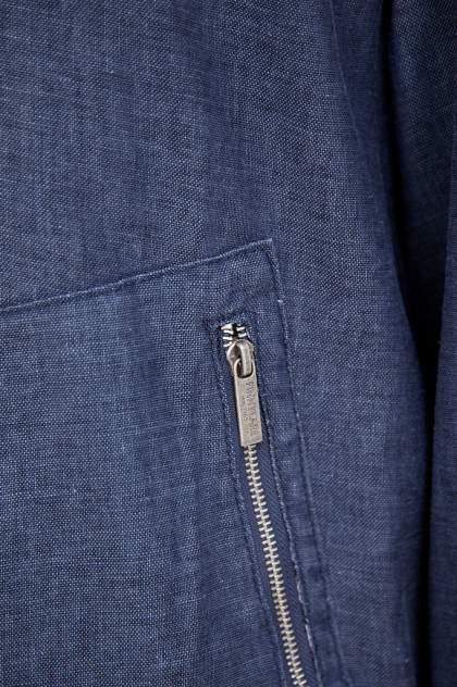 Бомбер мужской Finn Flare S20-42000 синий 4XL