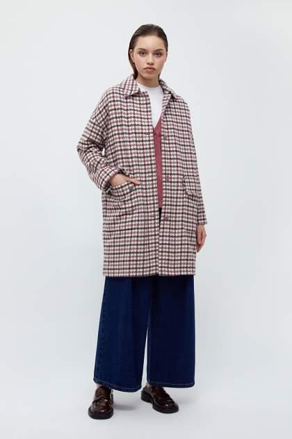 Женское пальто Finn Flare B21-11004, розовый