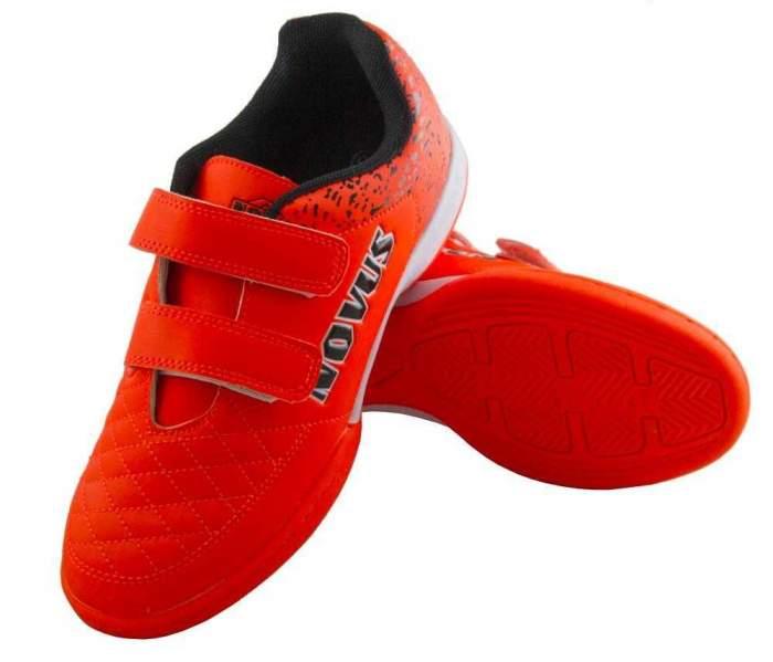 Бутсы Novus NSB-01 Indoor, оранжевый, 35 RU