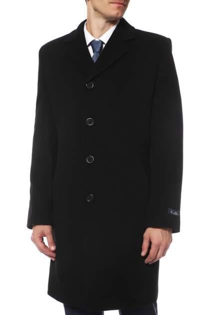 Мужское пальто Caravan Wool А68, черный
