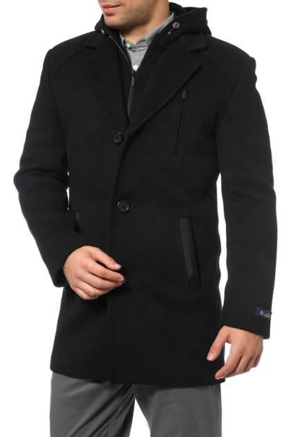 Мужское пальто Caravan Wool А121РЧМЕХ, черный