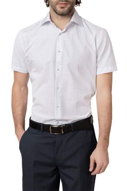 Сорочка мужская HOFFSTEIN 19S-SH37SSS/01-4 белая 43 EU