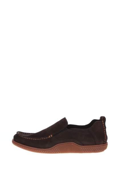 Мокасины мужские Airbox 137777, коричневый
