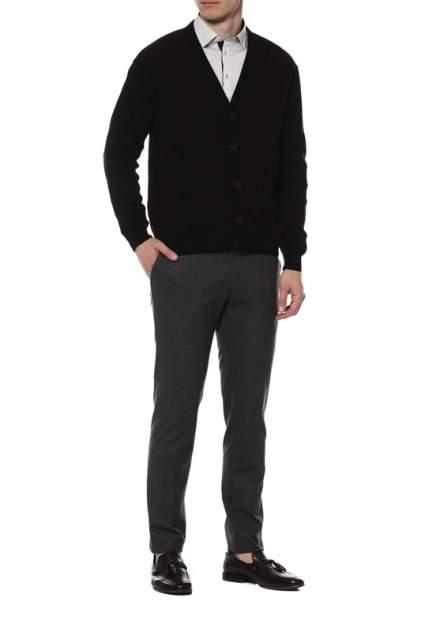 Кардиган мужской Grimen 469-3 черный M