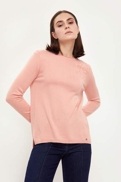 Джемпер женский Finn Flare B21-11127, розовый