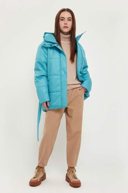 Куртка Finn Flare B21-12068, зеленый