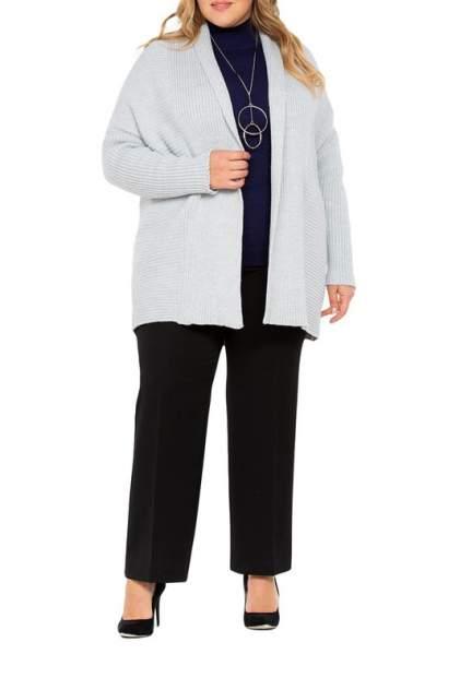 Кардиган женский Интикома 518033 серый 58 RU