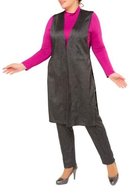 Кардиган женский KR 0822 серый 60 RU