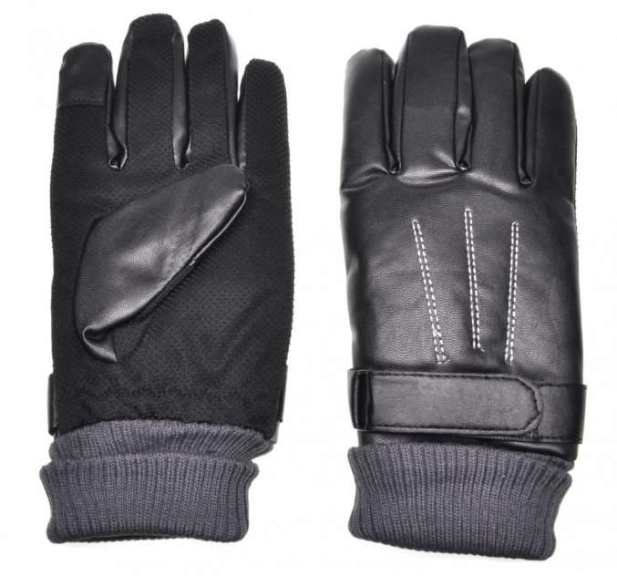 Мужские перчатки Gsmin Leather Gloves 2, черный
