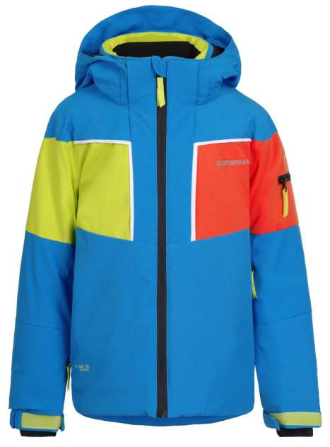 Куртка Горнолыжная Icepeak 2020-21 Lisbon Jr Royal Blue (Рост:152)