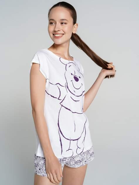 Пижама женская ТВОЕ 71698 белая L