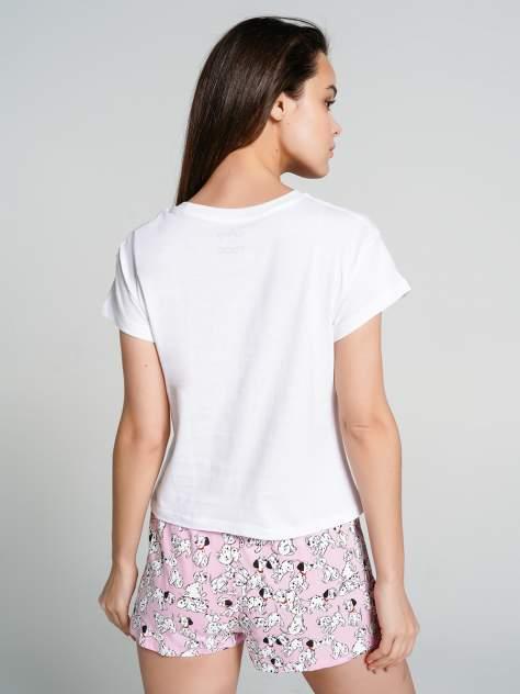 Пижама женская ТВОЕ 71696 белая XL